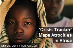'Crisis Tracker' Maps Atrocities in Africa