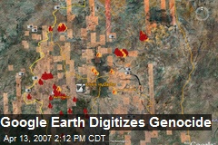 Google Earth Digitizes Genocide