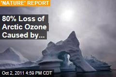 Cold Weather Depleted Arctic Ozone Layer: Scientists