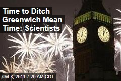 Time to Ditch Greenwich Mean Time in Favor of Atomic Clocks: Scientists