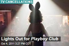 Playboy Club Canceled, Brian Williams Show to Air in Its Place on NBC