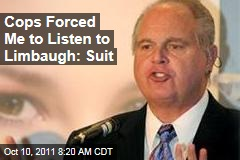 Bridgett Nickerson Boyd Sues County: Cops Forced Me to Listen to Rush Limbaugh