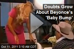 Doubts Grow About Beyonce's 'Baby Bump'