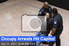Occupy Arrests Hit Capitol