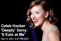 Scarlett Johansson, Mila Kunis Celebrity Hacker Christopher Chaney Apologizes