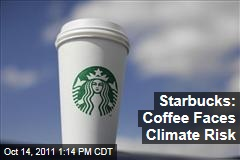 Starbucks Lobbies Govt. for Protection from AGW