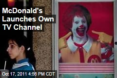 McDonald's Launches Television Channel in Southwest States