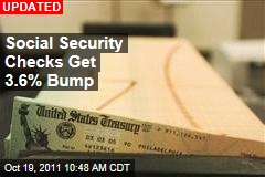 Social Security Checks Get First Raise Since 2009