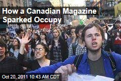 How 'Adbusters' Magazine Sparked Occupy Wall Street Protests