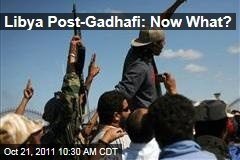 Libya After Moammar Gadhafi: Can Democracy Work?
