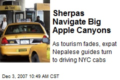 Sherpas Navigate Big Apple Canyons