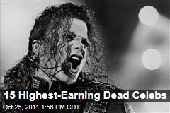 Michael Jackson, Elvis Presley Among Highest-Earning Dead Celebrities