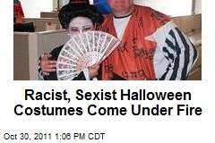 Racist, Sexist Halloween Costumes Come Under Fire