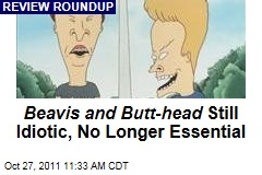 'Beavis and Butt-head' Reviews: Critics Conclude Show Is No Longer Relevant