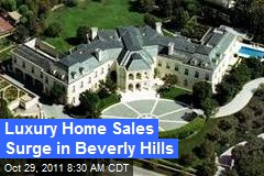 Luxury Home Sales Surge in Beverly Hills