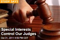 Special Interests Hold Sway in Judicial Elections: Adam Cohen