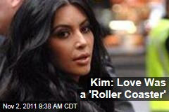 Kim Kardashian: I Married for Love