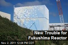 New Trouble for Fukushima Reactor