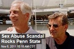 Penn State Sex Abuse Scandal: Former Defensive Coordinator Jerry Sandusky Charged With Abusing Boys