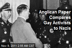 Anglican Paper Compares Gay Activists to Nazis