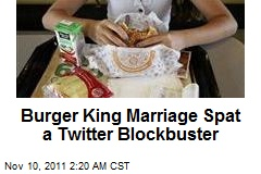 Burger King Spat a Twitter Blockbuster
