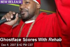 Ghostface Scores With Rehab
