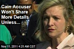 Herman Cain Accuser Karen Kraushaar Not Holding Joint Press Conference