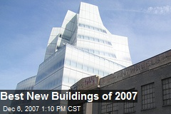 Best New Buildings of 2007
