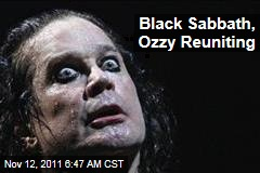 Ozzy Osbourne, Black Sabbath Reunite for New Album, Tour