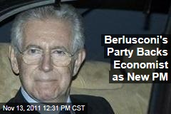 Italy Financial Crisis: Silvio Berlusconi's Party Back Economist Mario Monti as Next Prime Minister