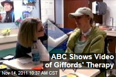 ABC Shows Video From Gabrielle Giffords' Recovery Therapy