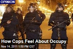 How Police Feel About the Occupy Movement