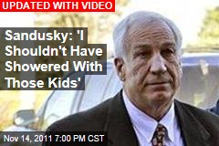 Former Penn State Football Coach Sandusky Claims He's Innocent