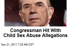 Democratic Rep. Dale Kildee Hit With Child Sex Abuse Allegations