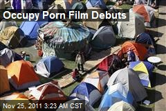 Occupy Porn Film Released