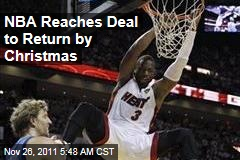 NBA Lockout Over? Tentative Deal Reached for 66-Game Season Starting Christmas Day