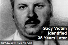 John Wayne Gacy Victim Identified, 35 Years Later, Thanks to DNA Technology