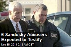 6 Jerry Sandusky Accusers Expected to Testify Dec. 13