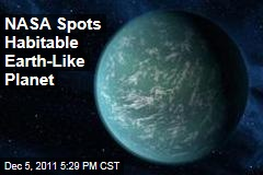 NASA's Kepler Telescope Spots Earth-LIke Kepler-22b Planet
