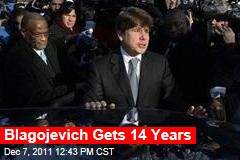 Former Illinois Gov. Rod Blagojevich Sentenced to 14 Years for Corruption