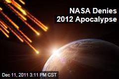 NASA Astronomer Denies 2012 Mayan Apocalypse