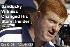 Penn State Sex Abuse: Jerry Sandusky Witness Mike McQueary Changed His Story, Says Insider