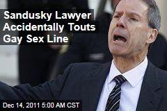 Jerry Sandusky Lawyer Joe Amendola Accidentally Touts Gay Sex Line