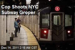 Cop Shoots NYC Subway Groper