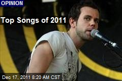 Top Songs of 2011