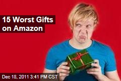 Worst Christmas Gifts on Amazon Include Rabbit, Uranium Ore