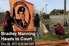 Bradley Manning Heads to Court