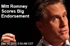 Des Moines Register Endorses Mitt Romney