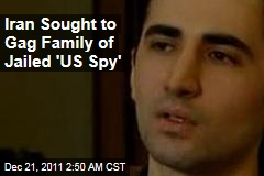 Iran Told Family of 'US Spy' Amir Hekmati to Shut Up