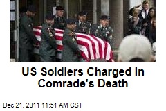 8 US Soldiers Charged in Death of Comrade Danny Chen